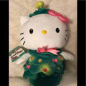"""Other - 2019 Sanrio HELLO KITTY CHRISTMAS 12"""" PLUSH"""